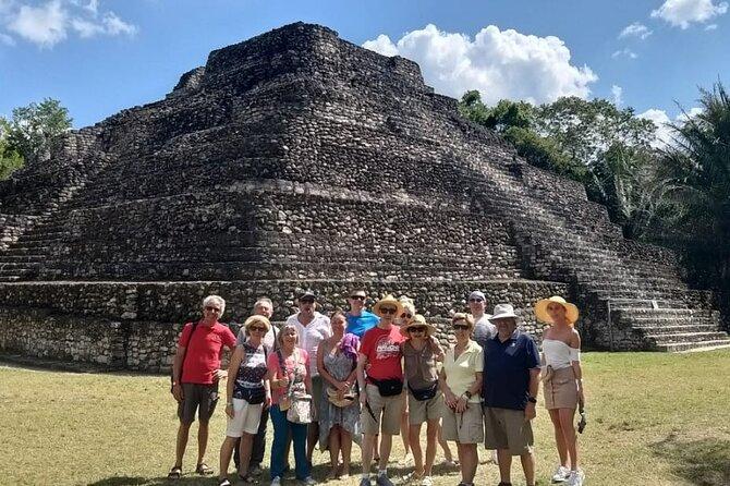 Chacchoben Mayan Ruins from Costa Maya