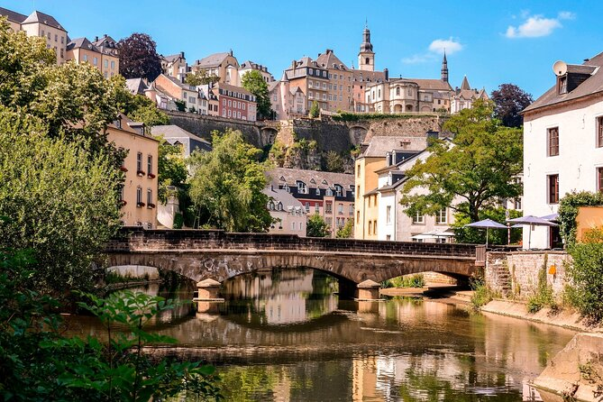 Romantic Luxembourg Private City Exploration Game
