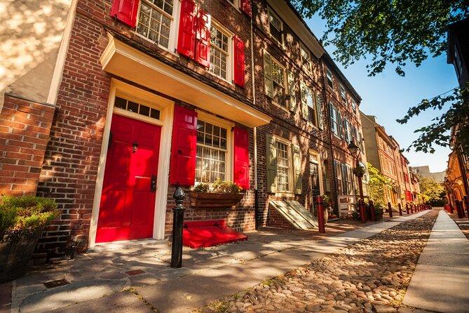 Philadelphia Private Tour: Old Town Detective Case Exploration Game