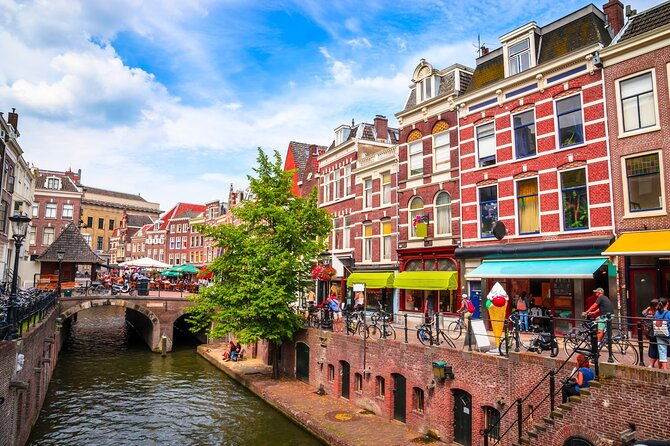Utrecht Highlights Private Tour & Exploration Game