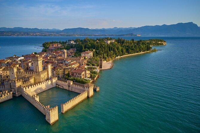 Sirmione Lake Garda & Brescia, private guided tour from Milan