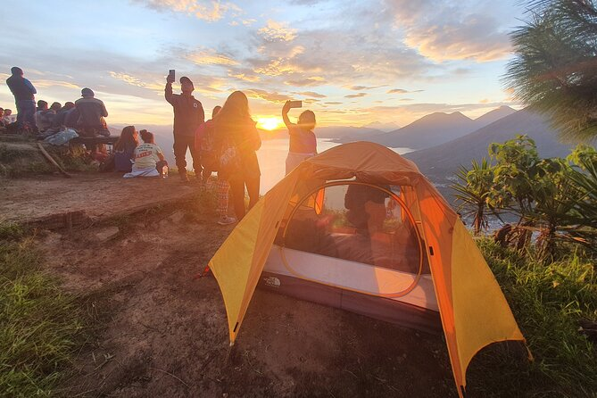 Overnight and Camping on the Indian Nose (Private tour)