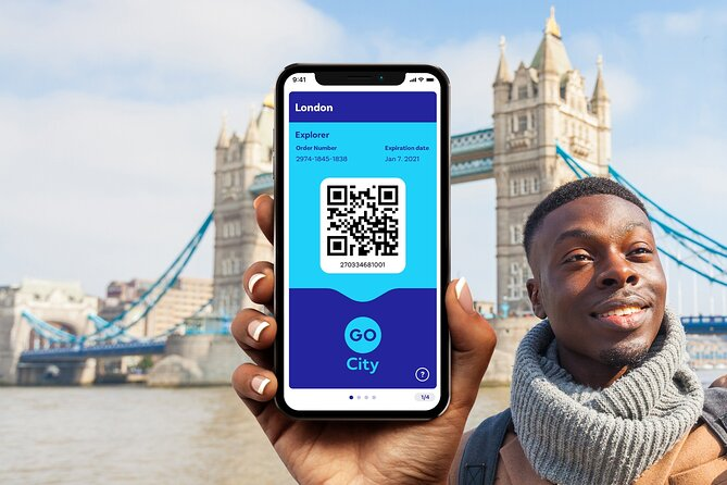 Go City: London Explorer Pass - Choose 2 to 7 Attractions