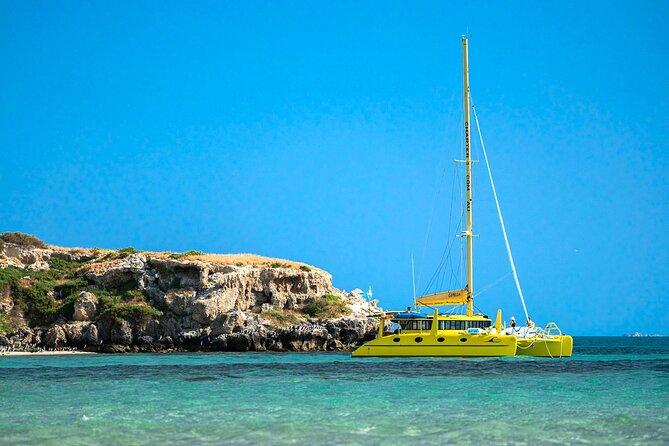 Carnac Island Half Day Sail