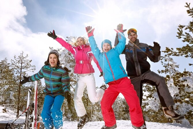 Vancouver to Banff 4 Days Rockies Lake Louise Snow adventure Tour Private