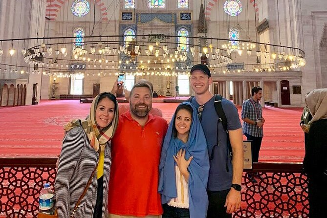 Istanbul Old City: Hagia Sophia - Suleymaniye Mosque - Spice Bazaar