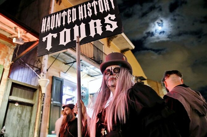 New Orleans Voodoo History Walking Tour