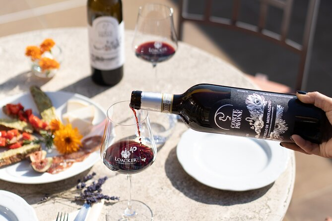 Brunello Cru Tasting with a bite to eat