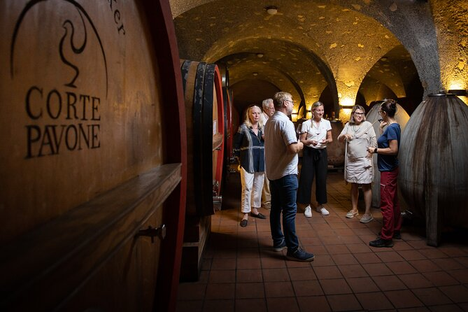 Brunello Cru and Anteprima tasting from the barrel in Montalcino
