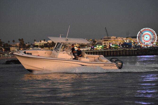 2-Hour Private Marina del Rey Harbor Cruise