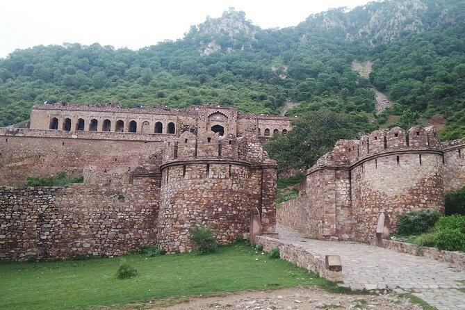 Tour To Chand Baori (Step well) & Bhangarh Excursion