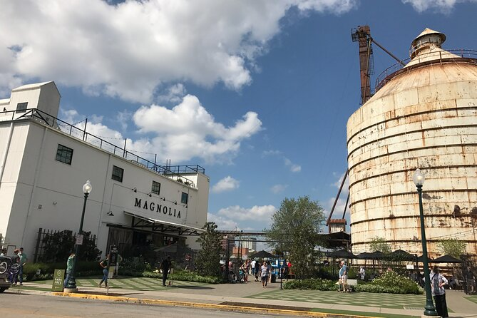 Waco & Magnolia Market at the Silos