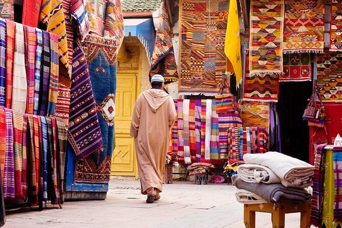 Shopping in the Souks of Marrakech Private Tour