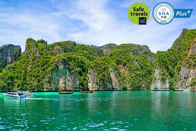 Phi Phi Islands and Khai Islands Snorkeling Tour By Speedboat From Phuket