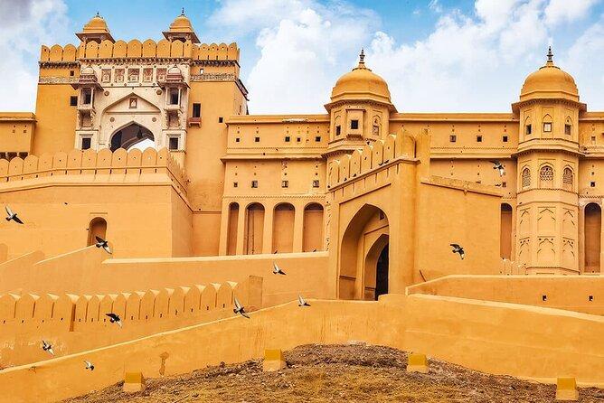 Jaipur to Ranthambore, Agra & Delhi - Golden Triangle & Tiger Safari Tour