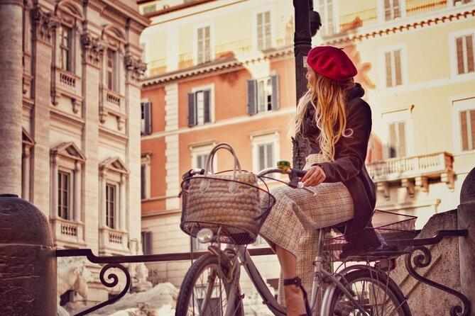 Rome: City Sights Highlight Private Bike Tour