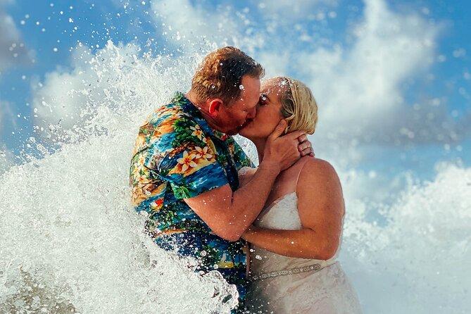 Conceptual and Surreal Wave Photography on Kauai