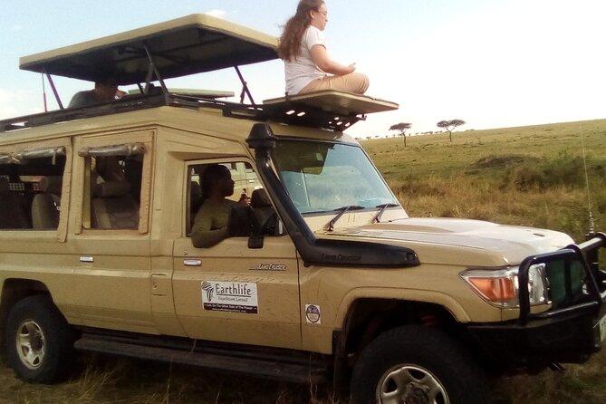 Luxury yet Affordable 4 Days Private Tanzania Safari