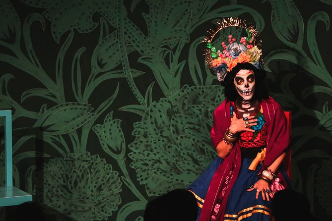 Xcaret Park Admission Ticket & Festival of Live & Death from Oct.30th to Nov.2nd