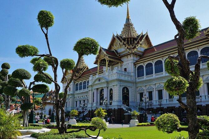 The Sights and Sounds of Bangkok from Hua Hin