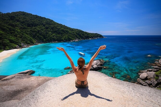 Premium Similan Island by Speedboat (SHA Plus)