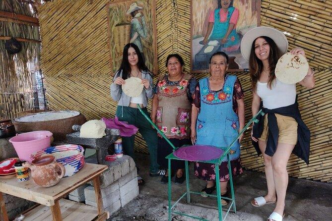 Enjoy a full day in my zapotec village