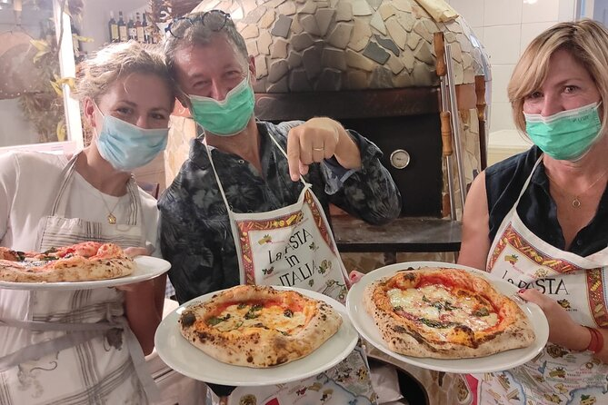 Small Group Naples Pizza Making Experience