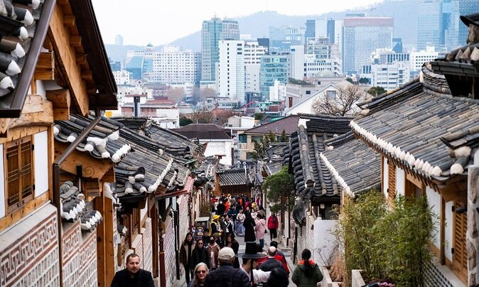 Where to Find the Best Views in Seoul