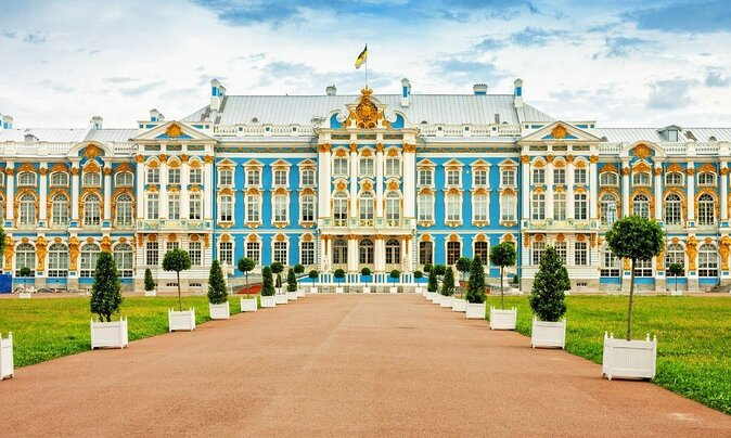 Where to Find the Best Views in St. Petersburg