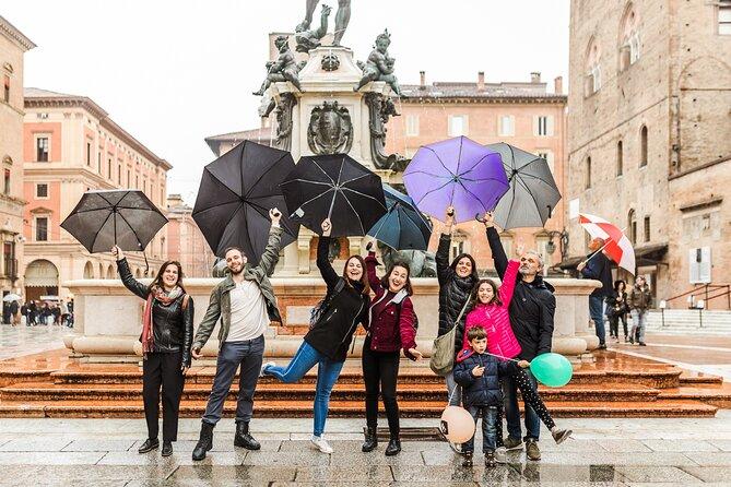 Bologna Family Tour with a Local Guide, Private & Custom ★★★★★