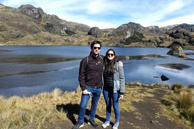 Excursión de medio día al Parque Nacional de Cajas
