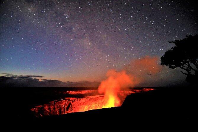 Private Guide: Meet In Hawaii Volcanoes National Park
