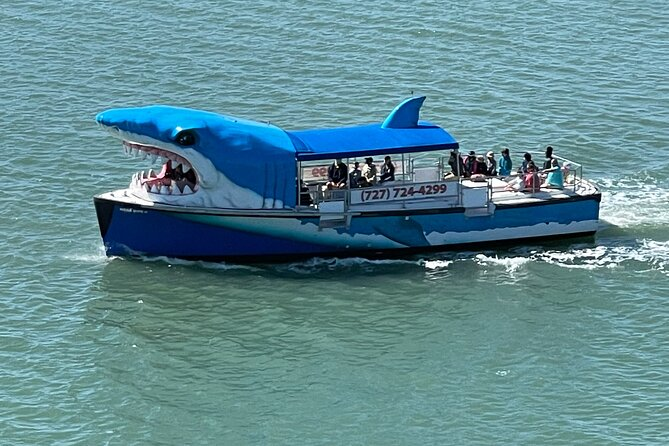 Mega Bite Dolphin Tour Boat in Clearwater Beach