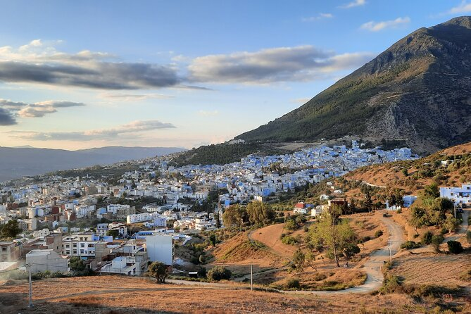 Private Full-Day Tour to Chefchaouen from Casablanca