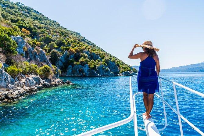 Bodrum Peninsula Lazy Day Boat Trip