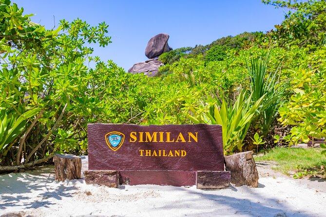 Similan Islands Snorkeling Trip From Khao Lak