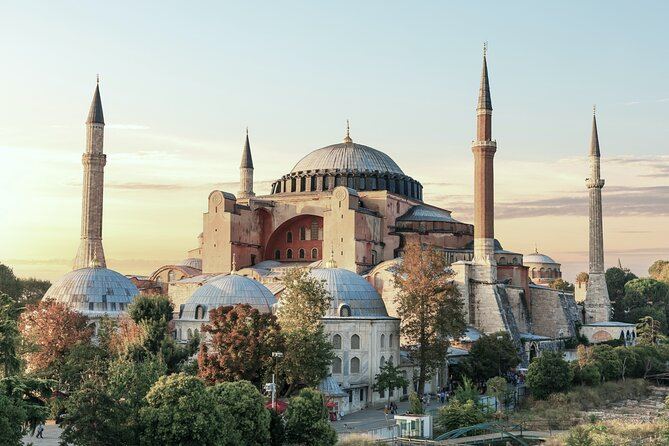 Hagia Sophia: tickets with Audio Guide and 3 Self-Guided Tours in Istanbul
