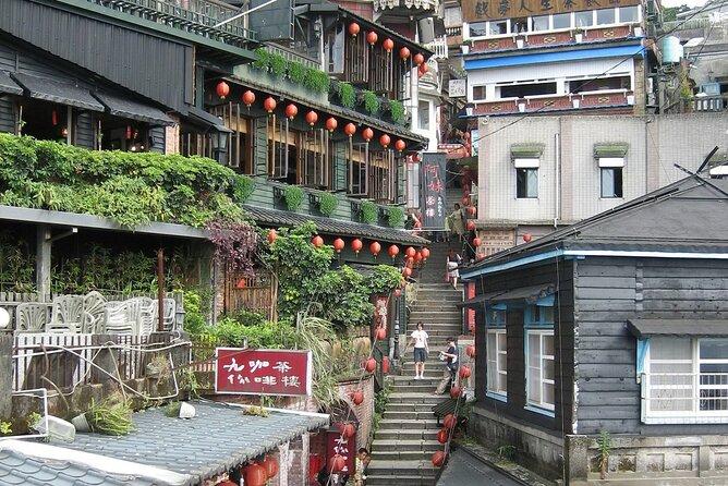 Yehliu, Jiufen & Pingxi Day Tour from Taipei