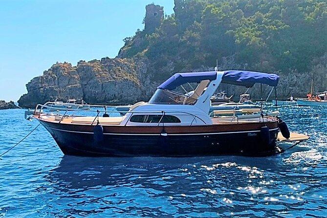 Private Tour of the Amalfi Coast with Gozzo Sorrentino