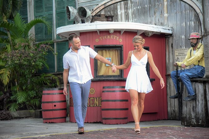 Key West Photo Shoot at Your Resort or the Beach