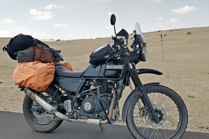 The Royal Rajasthan Bike Trip- A Ride into the History