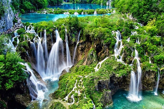 Plitvice lakes and Rastoke day trip from Zagreb (Guaranteed departure)