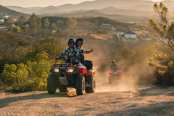 Off Road Tour Experience plus Winery visit in Baja
