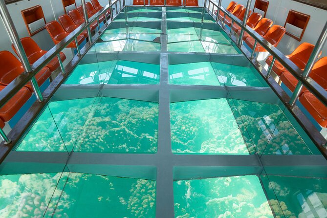 Glass-Bottom Boat 2-hours Tour and Coral-Reef Viewing from Aqaba