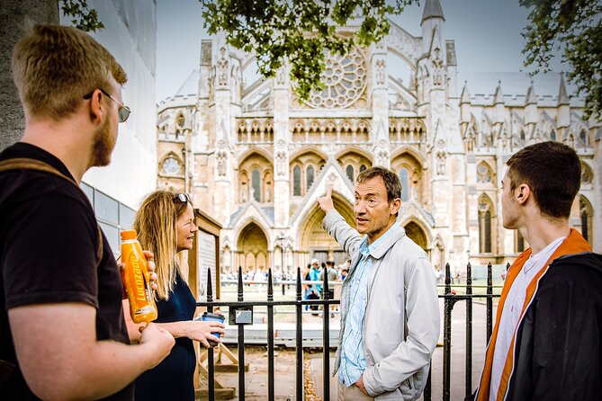 Westminster Walking Tour with a Local: 100% Personalized & Private