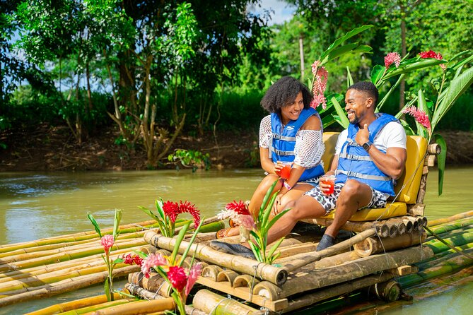 Chukka Ultimate Park Admission with Bamboo Rafting, Zip & Tube, Rum Tasting