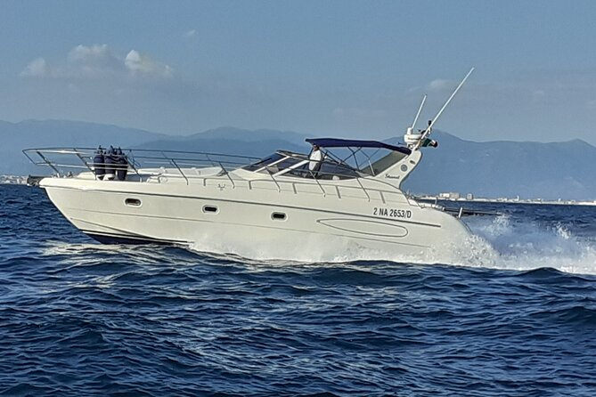 Private Cruise to Ischia and Procida from Sorrento or Capri Yacht 40'