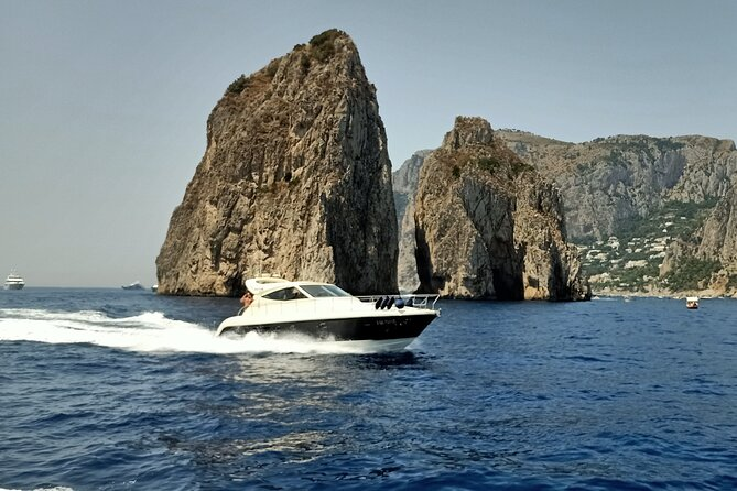 Private Cruise to Capri and Amalfi Coast from Sorrento - yacht 50'