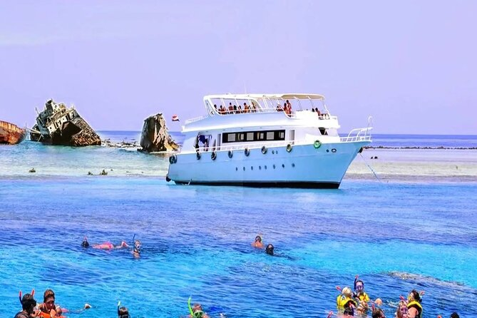 Ras Mohamed & White Island Snorkeling Trip With One Stop Diving-Sharm El Shiekh