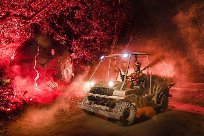 Priority Access: Nighttime Xplor Fuego Adventure Park with Transportation